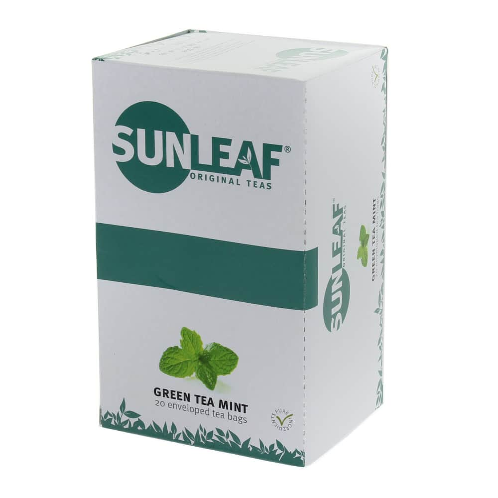 Sunleaf Green Tea Mint