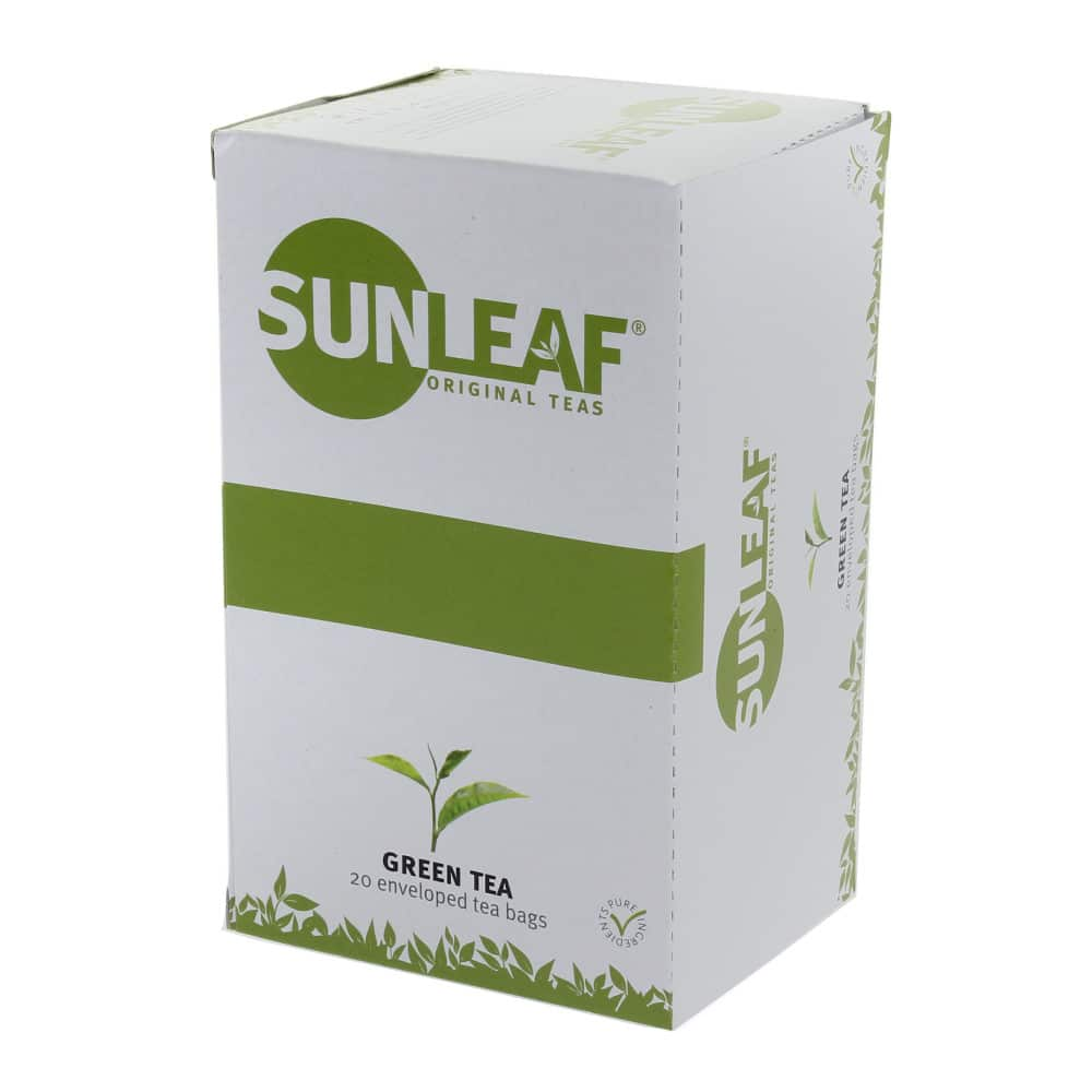 Sunleaf Green Tea