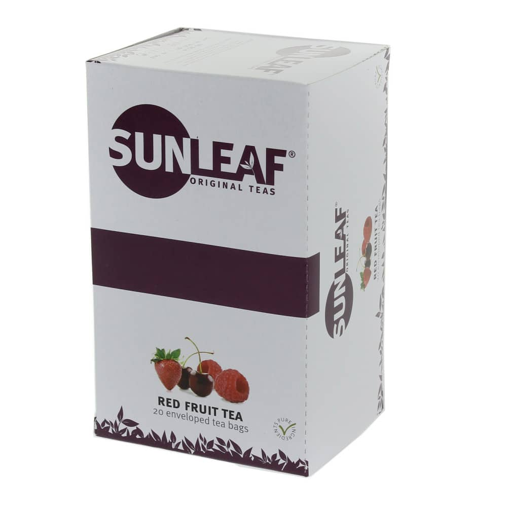 Sunleaf Red Fruit Tea