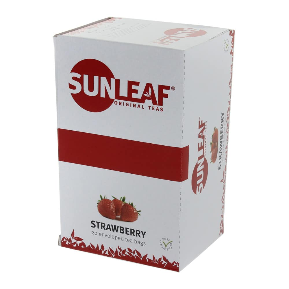 Sunleaf Strawberry Tea