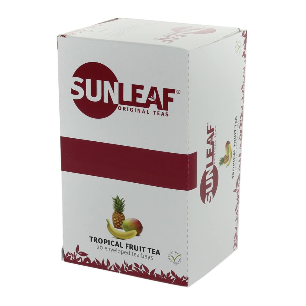 Sunleaf Tropical Fruit Tea