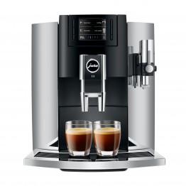 Jura E8 chroom koffiemachine