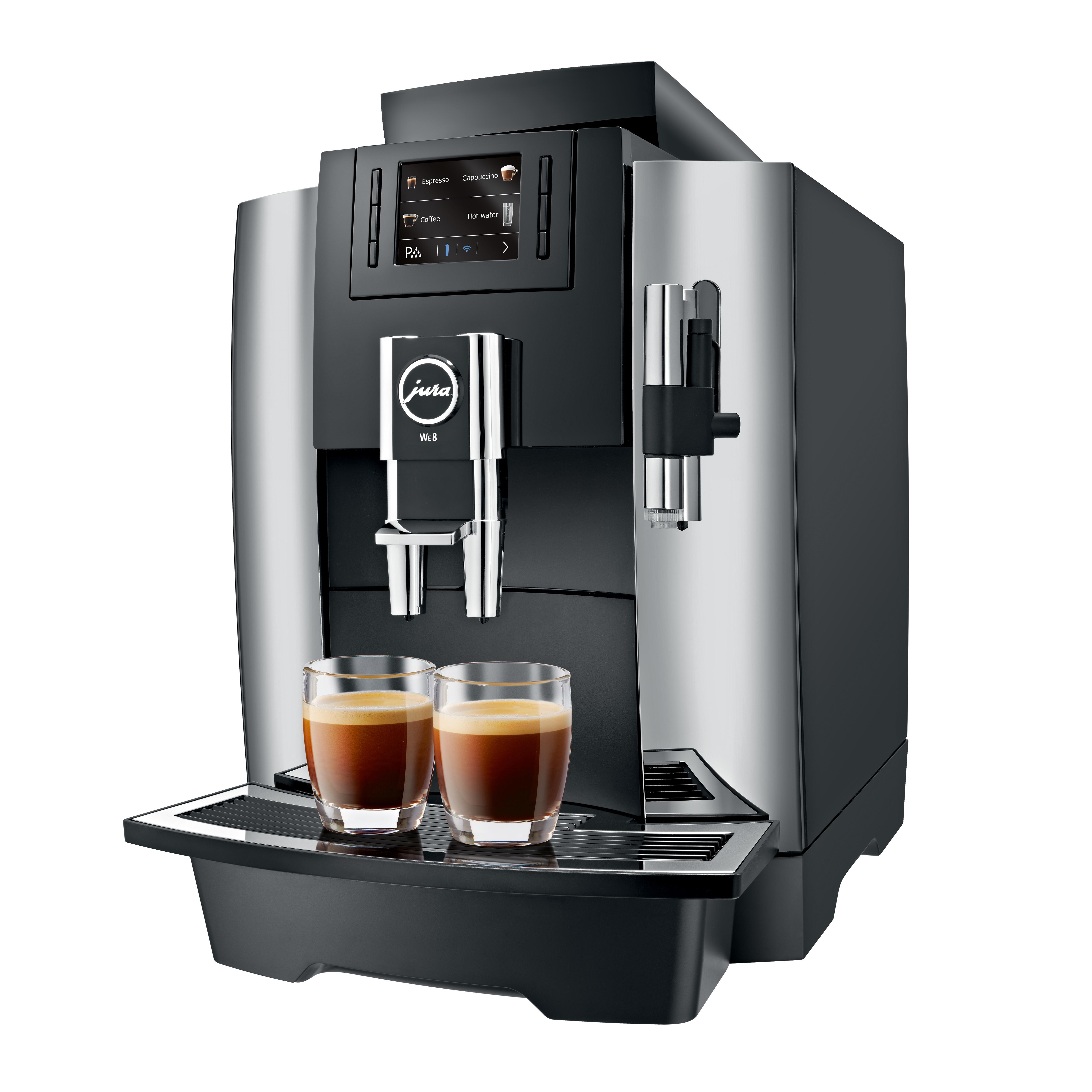 De beste espresso voor jouw bedrijf met het Jura PEP Systeem