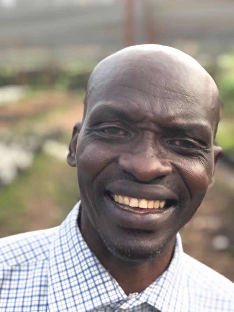Pierre Polepole | Agrarisch ondernemer | €3.500,-