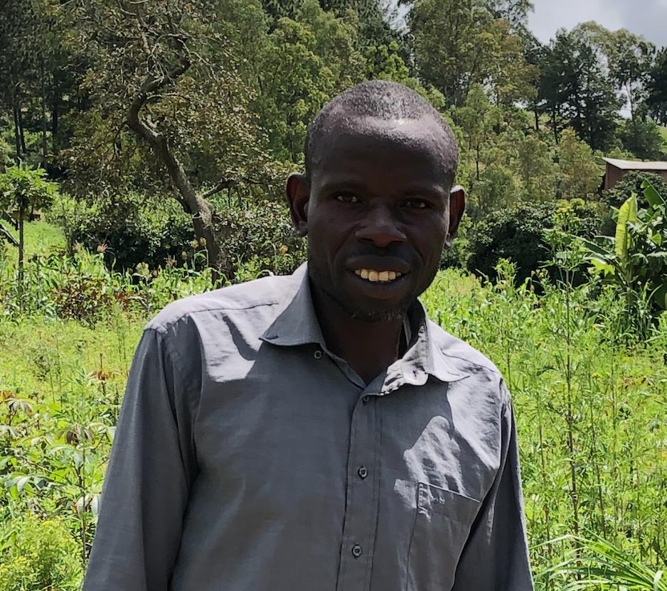 Charles Nyandwi   bananen & cassave   €150,-