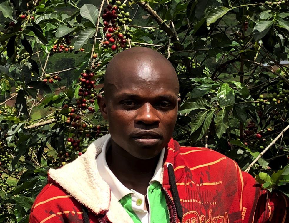 Jean de dieu Bizimana | Koffieplantage | €1.000,-