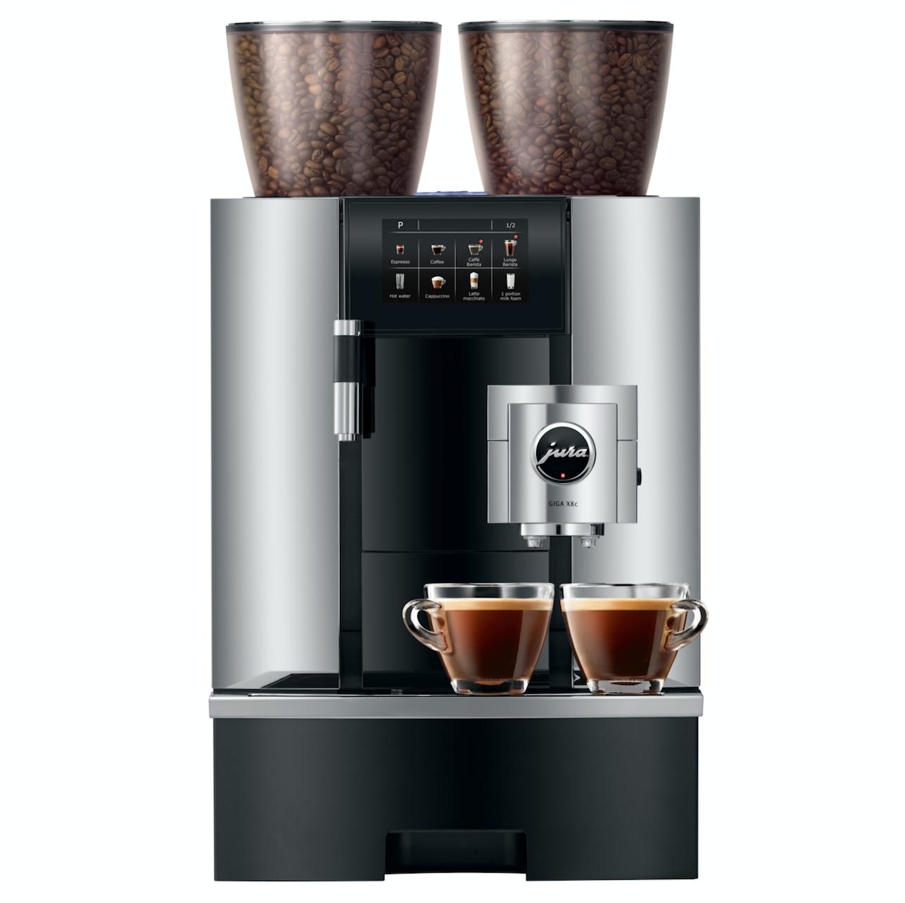 Koffiemachine voor kantoor