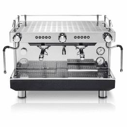 Halfautomaat koffiemachine voor de horeca van ECM