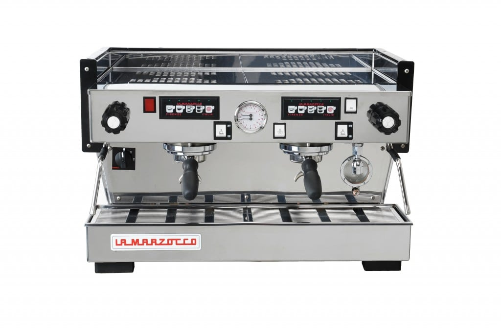 Halfautomaat espressomachine La Marzocco Linea 2 groeps