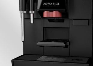 Schaerer Coffee Club stoompijp
