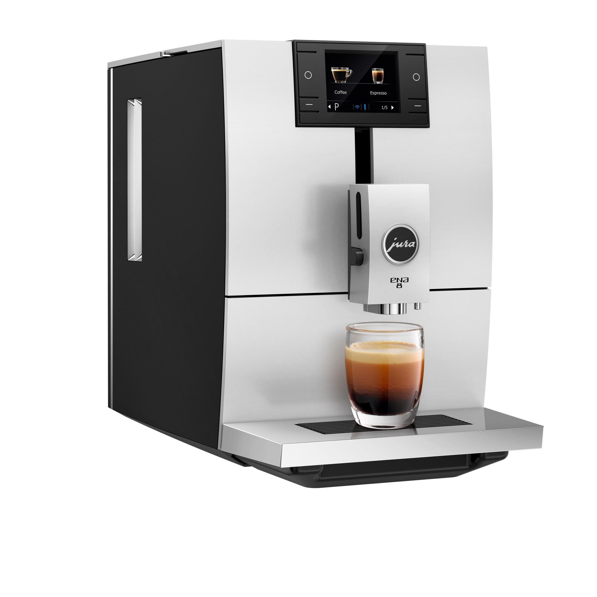 Jura ENA 8 Metro Black coffee machine