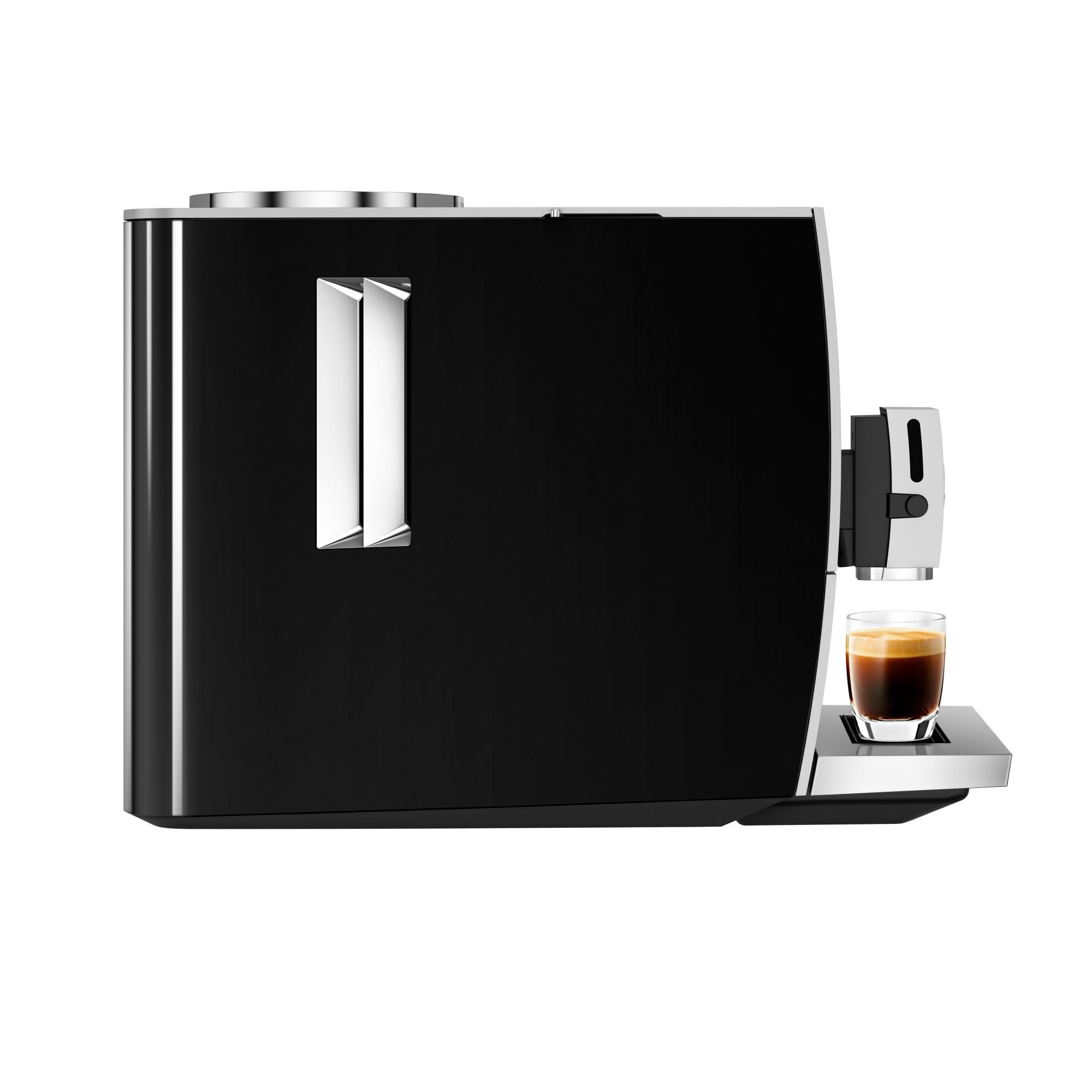 Jura ENA 8 Metropolitan Black koffimachine