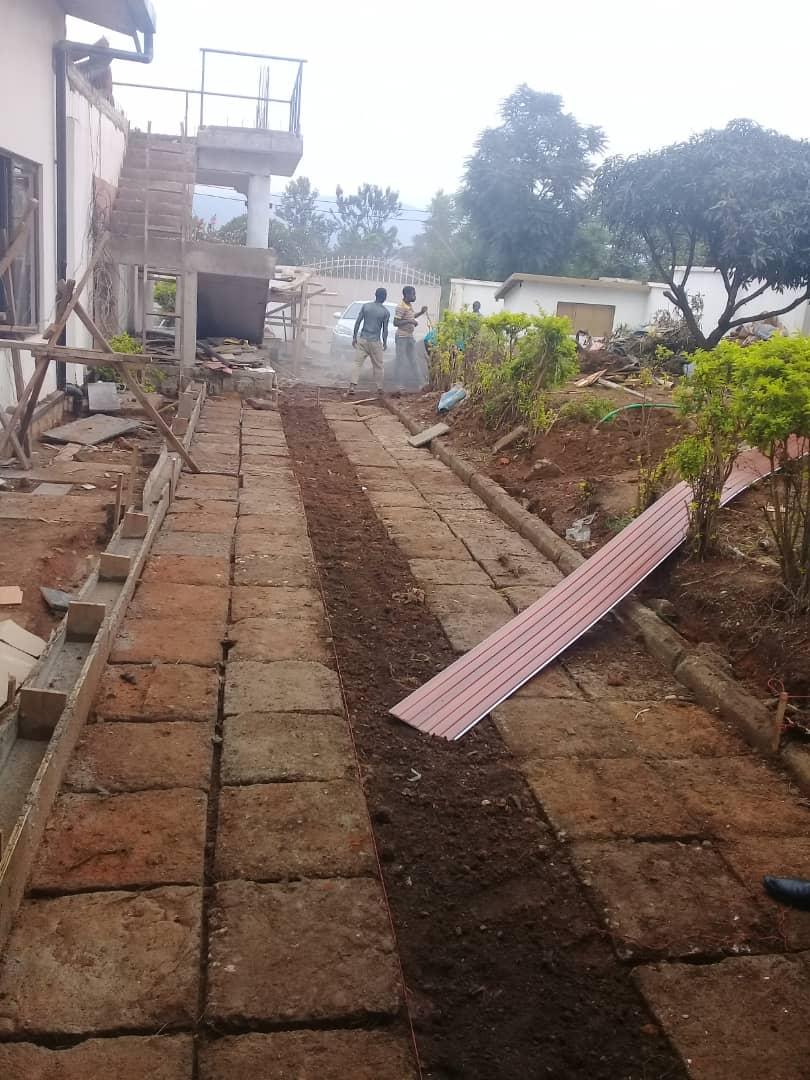 Er wordt hard gewerkt in Rwanda