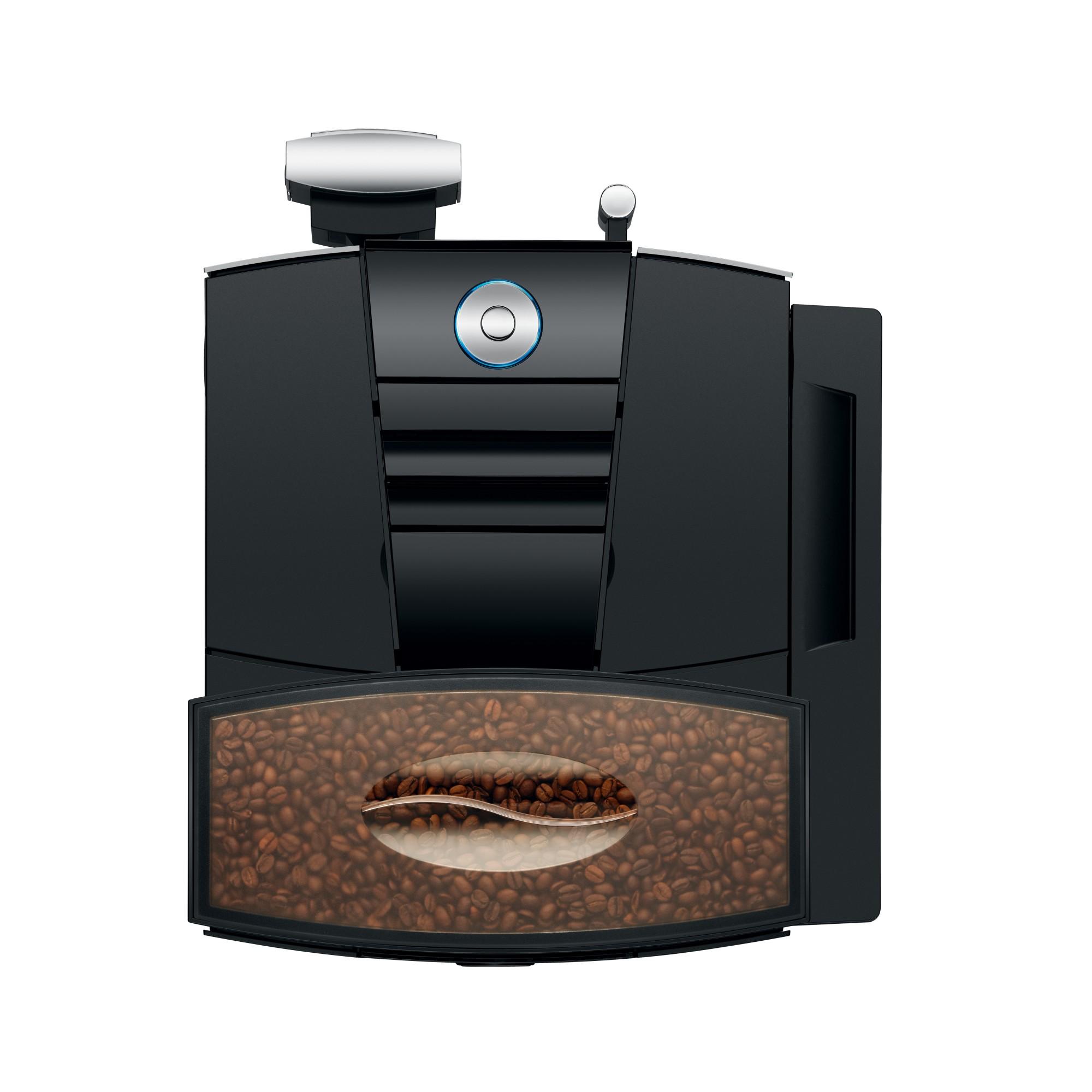 100 koppen koffie uit een vol bonenreservoir