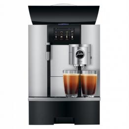 Koffiemachine voor kantoor met vaste wateraansluiting