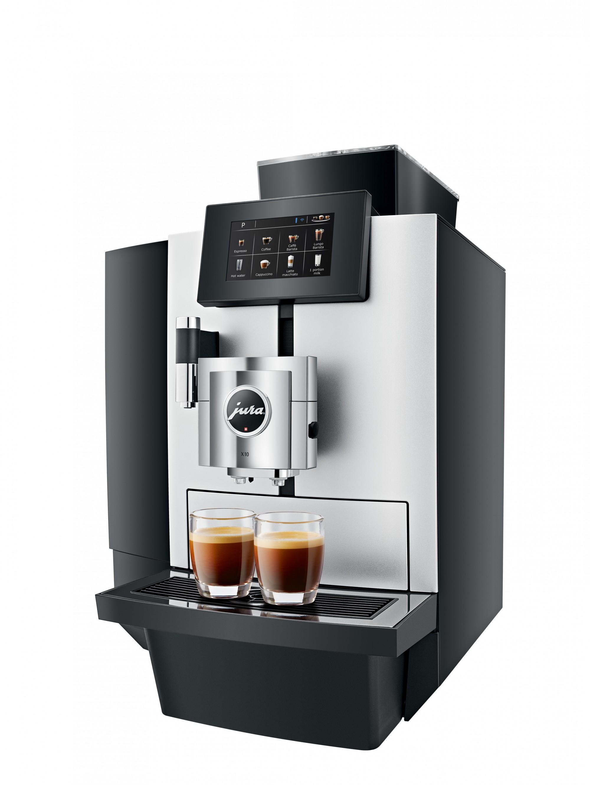 Voor koffie, espresso, cappuccino en latte macchiato