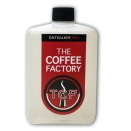Ontkalkingsmiddel voor de koffiemachine