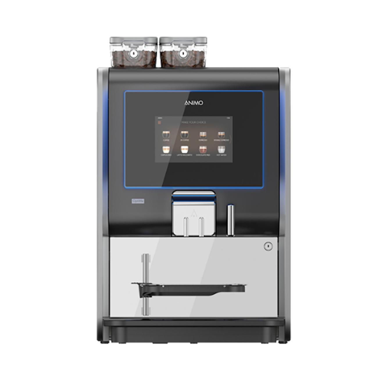 Animo OptiMe koffiemachine voor kantoor