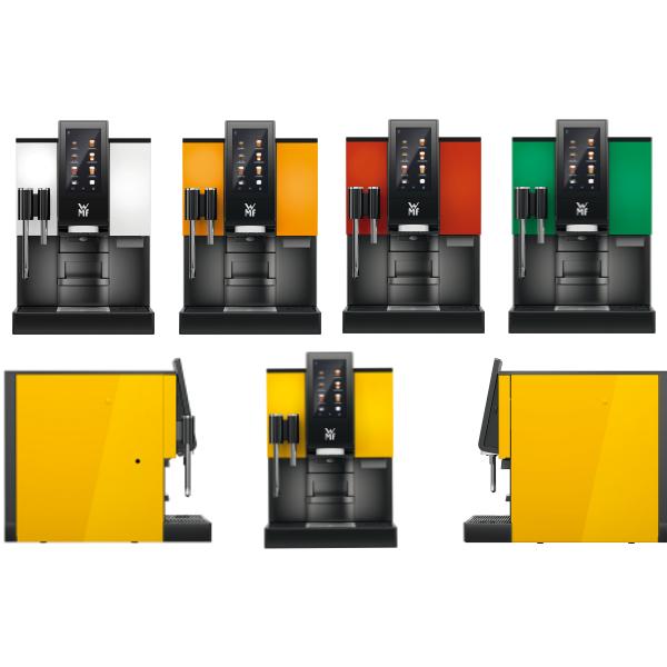 WMF 1100 S in verschillende kleuren