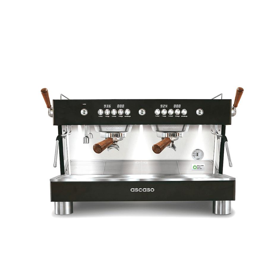 De Ascaso Barista T plus is een geweldige koffiemachine voor de horeca