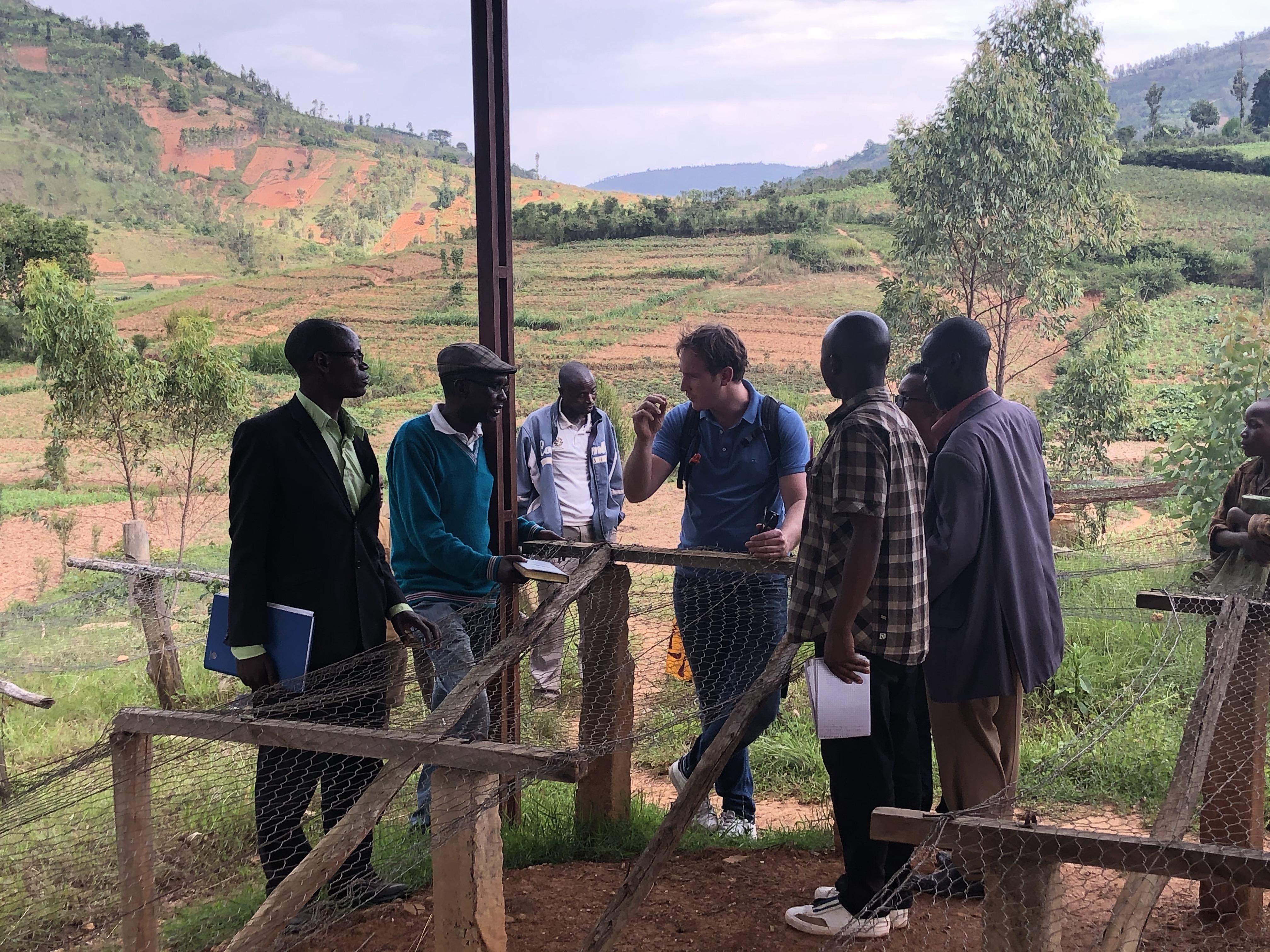 Direct trade koffiereis Burundi